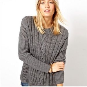 ASOS | Chunky Cable knit sweater